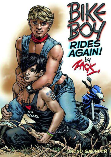 Gay Comics List